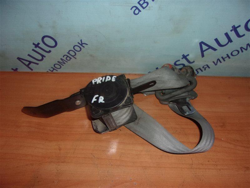 Ремень безопасности Kia Pride K12T B3 01.06.1999 передний правый