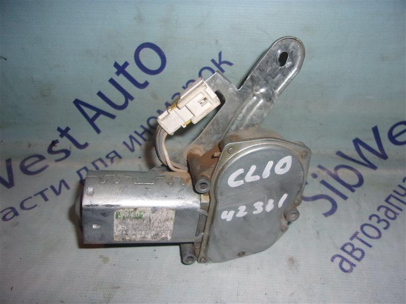 Моторчик заднего дворника Renault Clio Ii BB0A D7F720 1998