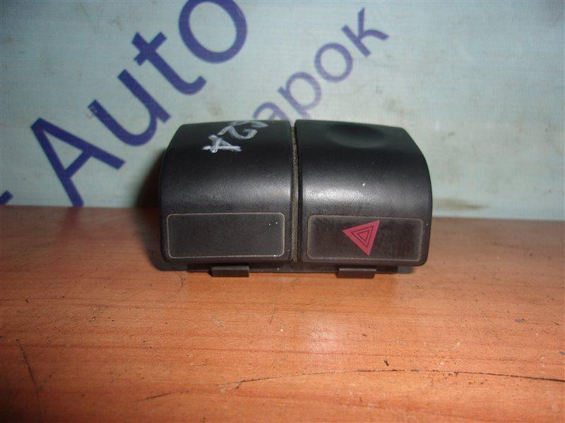 Кнопка аварийной сигнализации Mitsubishi Mirage C62A 4G15