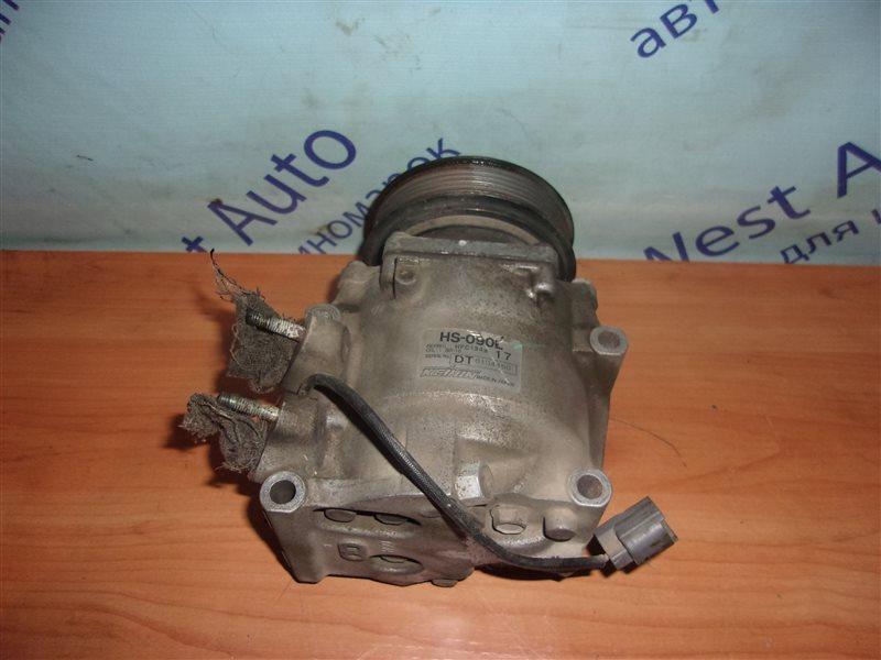 Компрессор кондиционера Honda Accord CL3 F20B