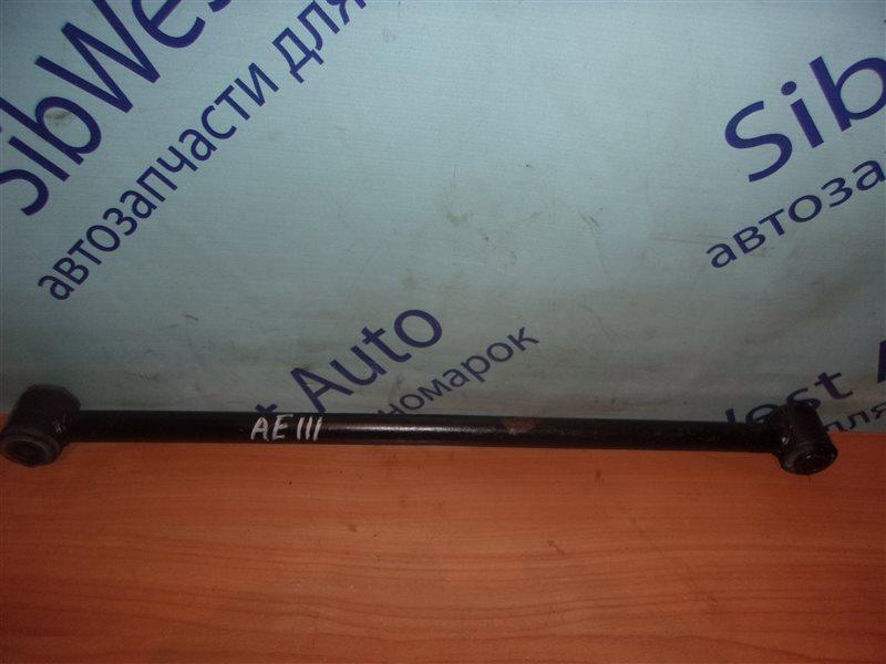 Тяга подвески Toyota Spacio AE111