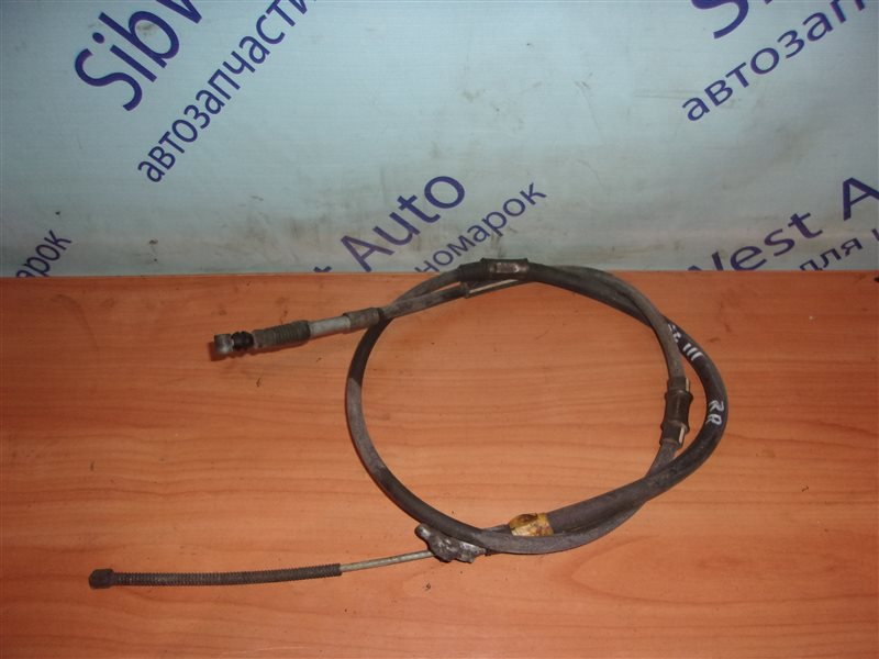 Тросик ручника Toyota Spacio AE111 задний правый