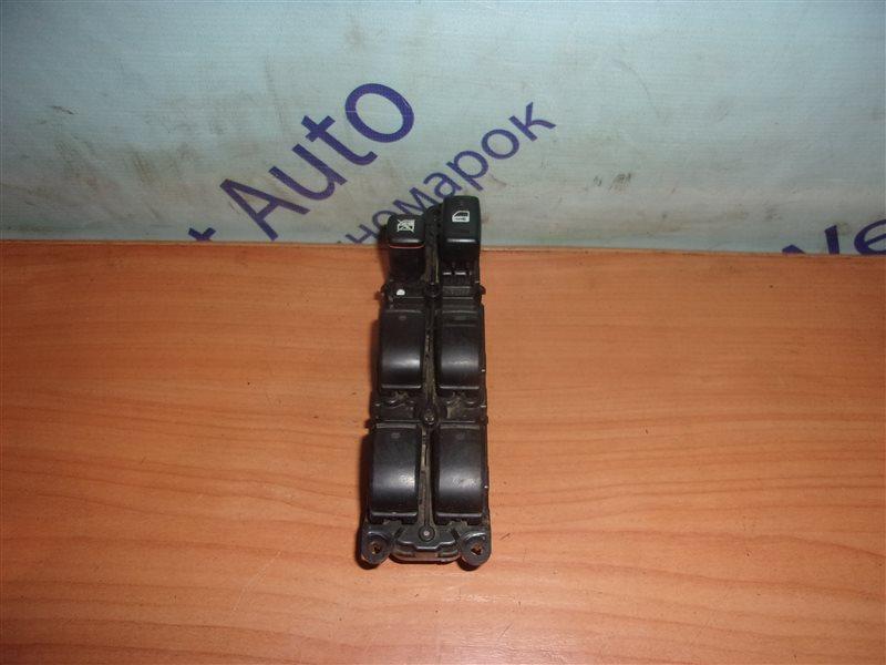 Блок упр. стеклоподьемниками Toyota Runx NZE121 передний правый