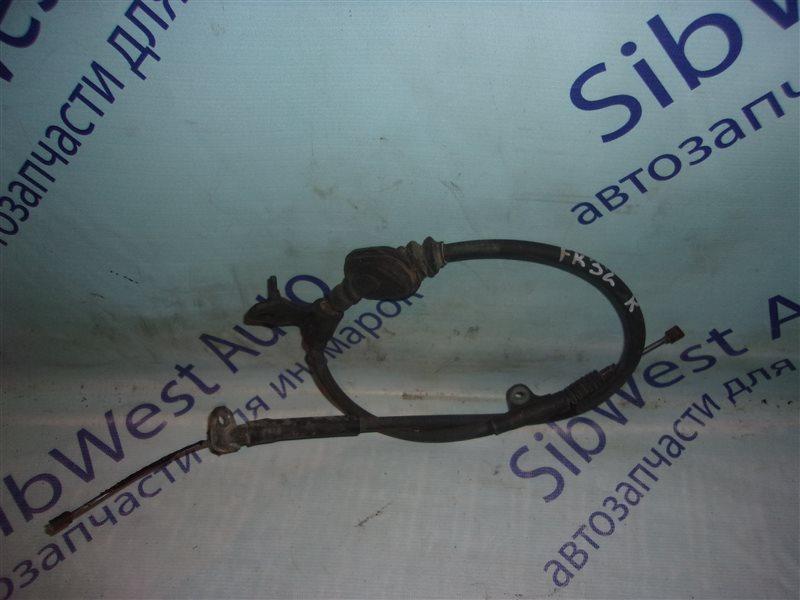 Тросик ручника Nissan Skyline FR32 CA18I с 05.1989 по 11.1994 задний правый