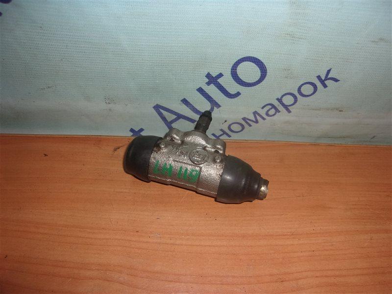 Тормозной цилиндр Toyota Hiace LH119 3L 08.1989 - 08.1996 задний правый