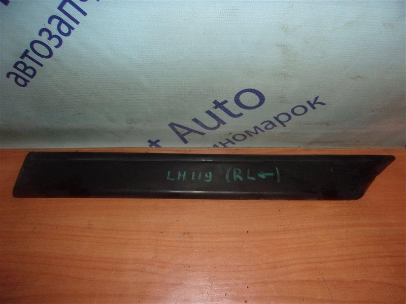 Молдинг на крыло Toyota Hiace LH119 3L 08.1989 - 08.1996 задний левый