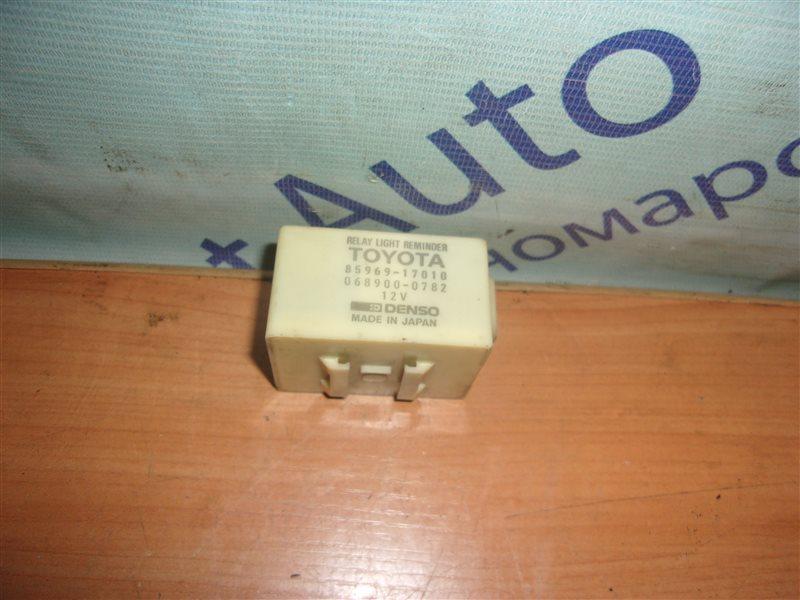 Электронный блок Toyota Hiace LH119 3L 08.1989 - 08.1996