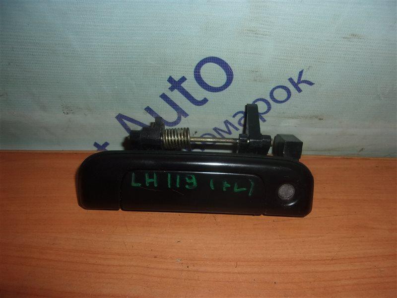 Ручка двери внешняя Toyota Hiace LH119 3L 08.1989 - 08.1996 передняя левая
