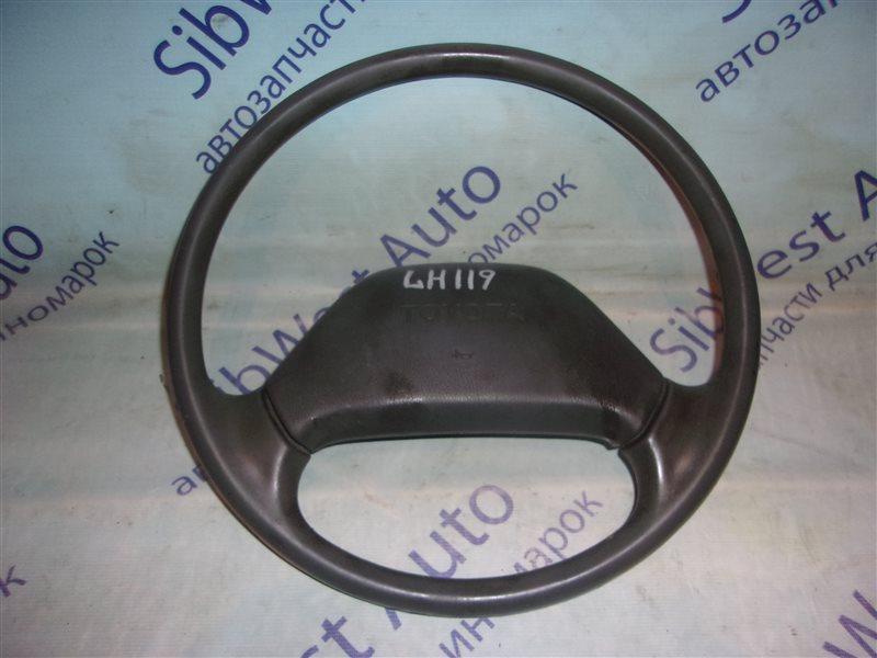 Руль Toyota Hiace LH119 3L 08.1989 - 08.1996