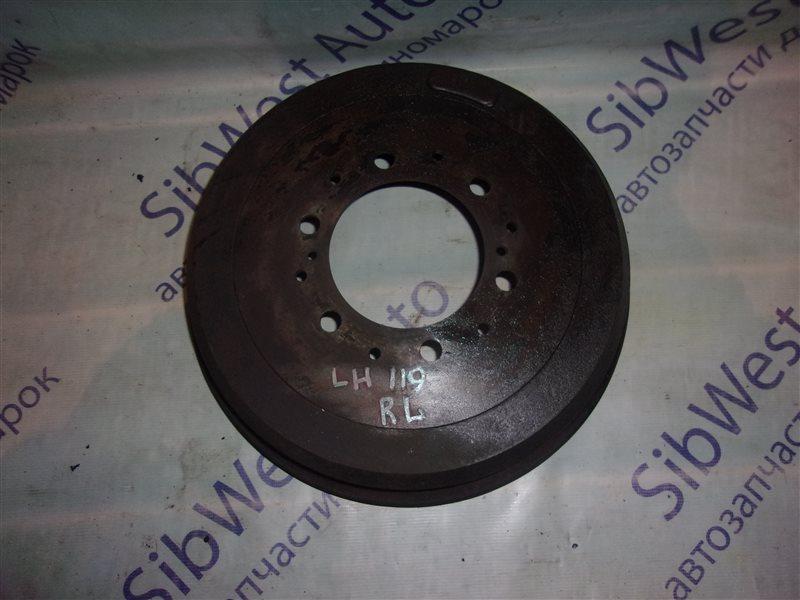 Тормозной барабан Toyota Hiace LH119 3L 08.1989 - 08.1996 задний