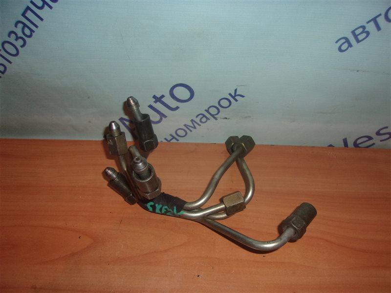 Трубки тнвд Mazda Bongo SKF2V RF-T 2006