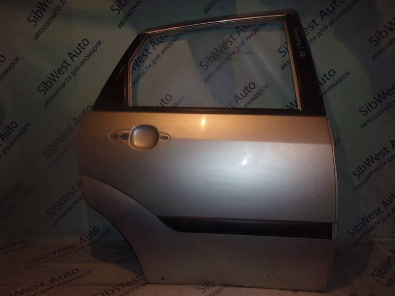 Дверь Ford Focus 1 MK1 CDDA 1.6 1998-2005 задняя правая