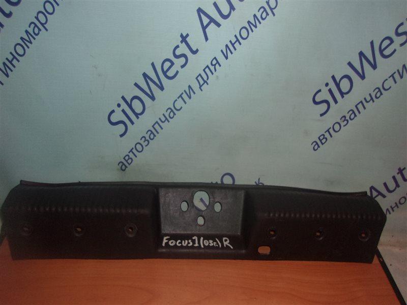 Накладка замка багажника Ford Focus 1 MK1 CDDA 1.6 1998-2005