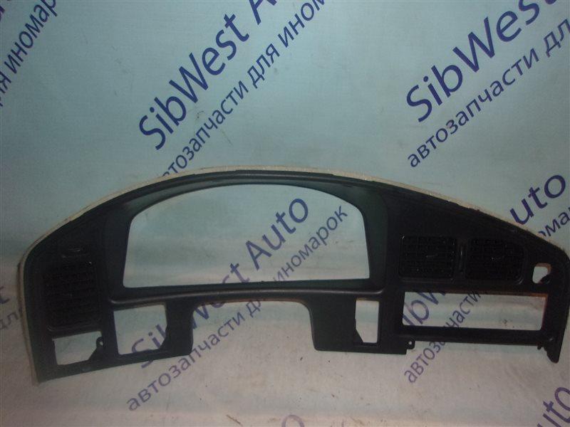Консоль под щиток приборов Subaru Legacy BC5 EJ20 1992