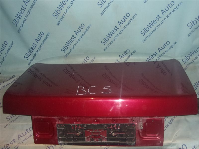 Крышка багажника Subaru Legacy BC5 EJ20 1992