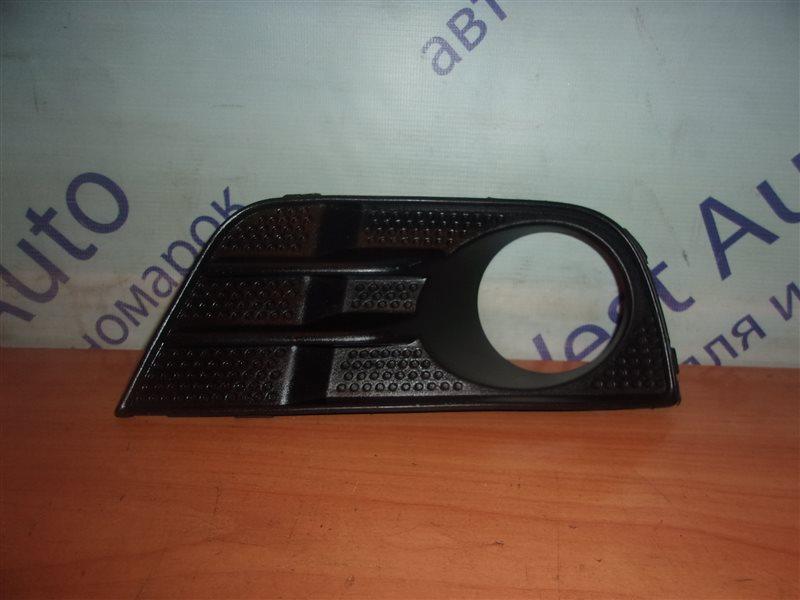Заглушка бампера Ford Fusion CBK FXJA1.4L 2005 передняя правая