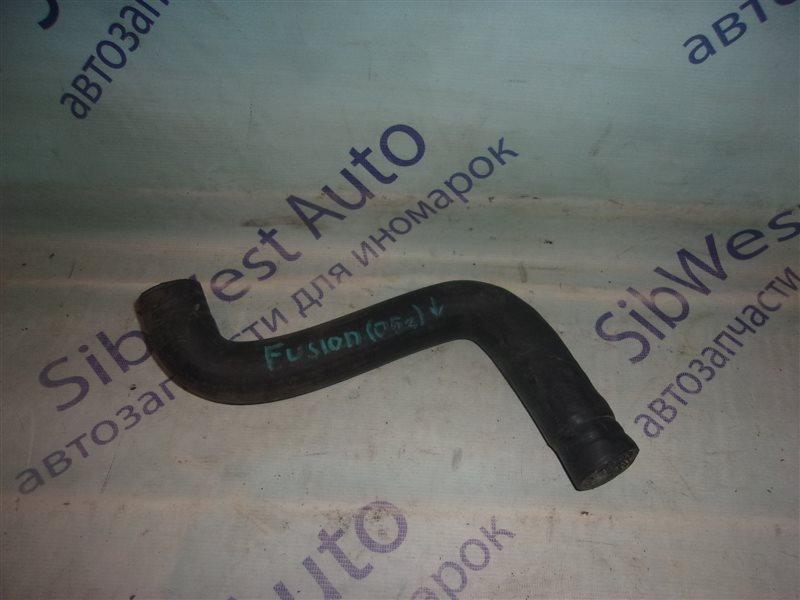 Патрубок радиатора Ford Fusion CBK FXJA1.4L 2005 нижний