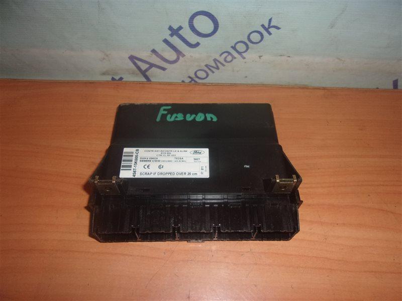 Электронный блок Ford Fusion CBK FXJA1.4L 2005