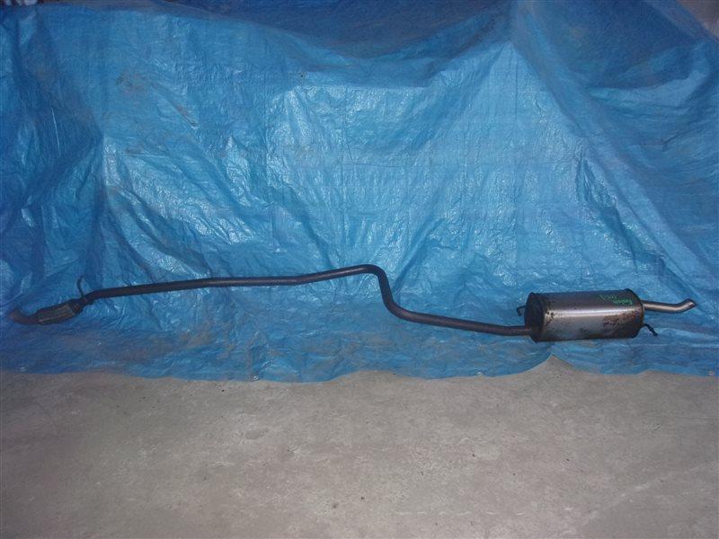 Глушитель Ford Fusion CBK FXJA1.4L 2005