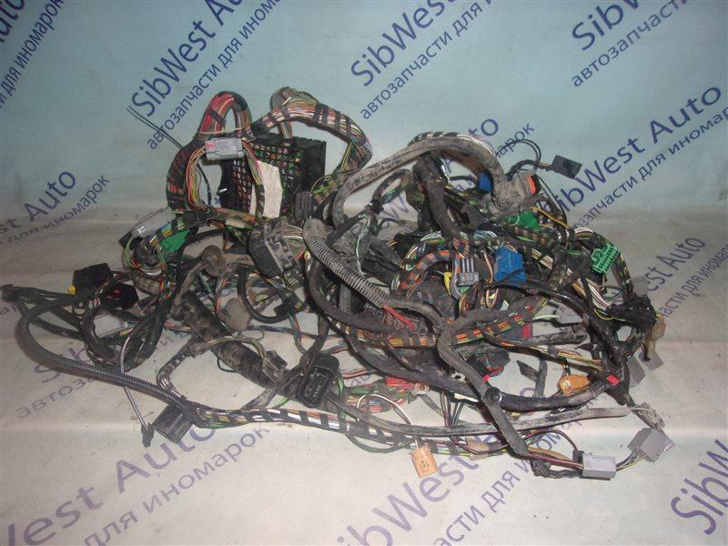 Проводка под торпеду Ford Fusion CBK FXJA1.4L 2005