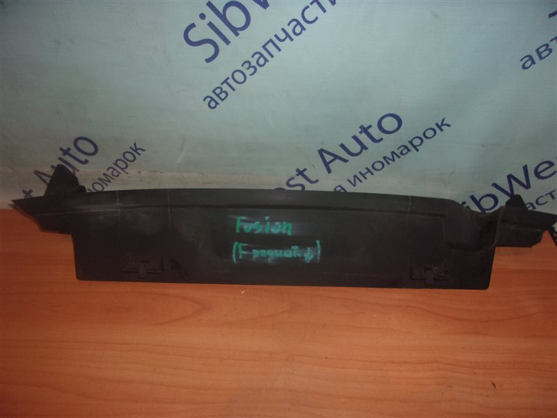 Защита радиатора Ford Fusion CBK FXJA1.4L 2005 нижняя