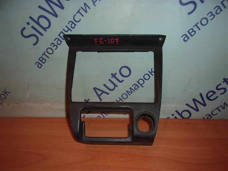 Консоль магнитофона Toyota Corolla EE107 3E 09.1991 - 01.1994