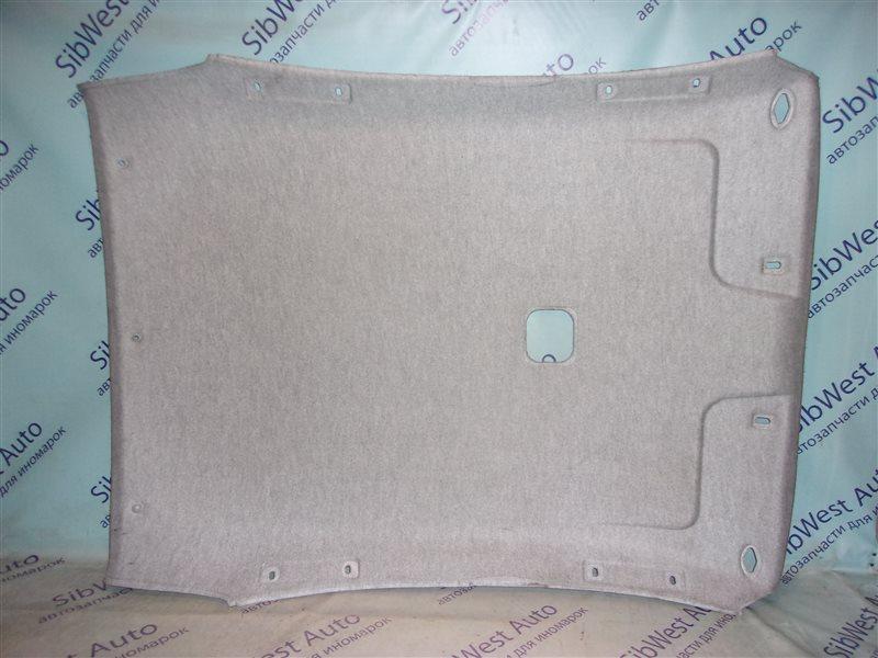 Обшивка потолка Chevrolet Lanos T100 A15SMS 2007