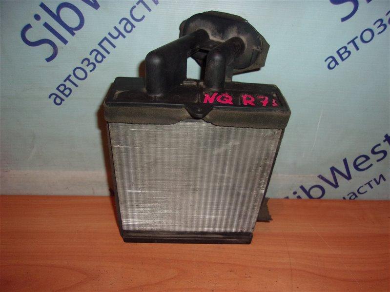Радиатор печки Isuzu Elf NQR75 4HK1 2008