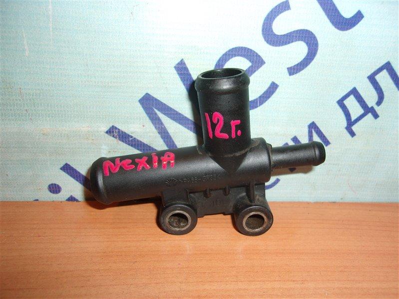 Тройник печки Daewoo Nexia 2 KLETN A15SMS 2012