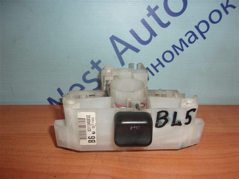 Кнопка Subaru Legacy B4 BL5