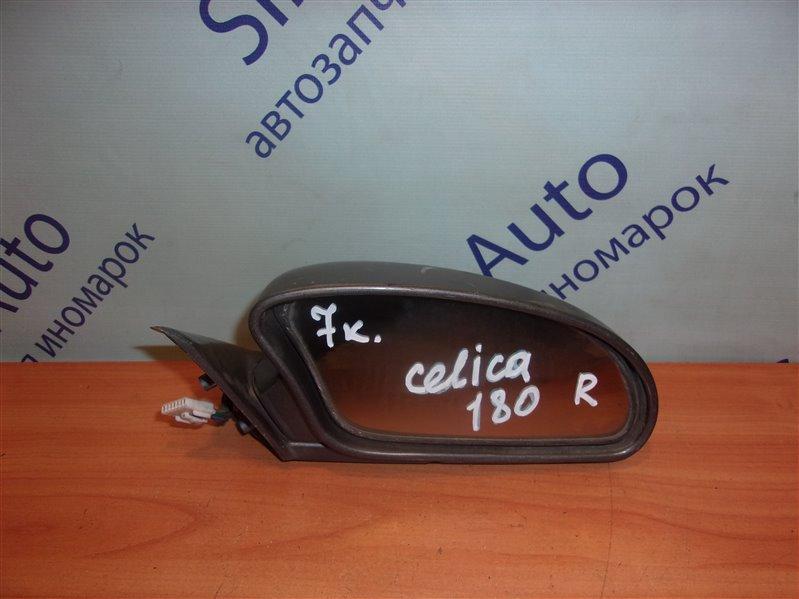 Зеркало Toyota Celica ST180 правое