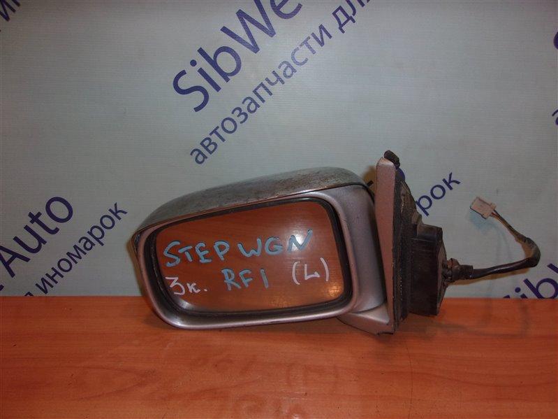 Зеркало Honda Step Wagon RF1 левое