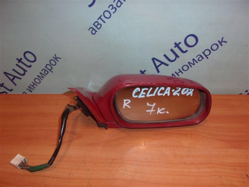 Зеркало Toyota Celica ST202 правое