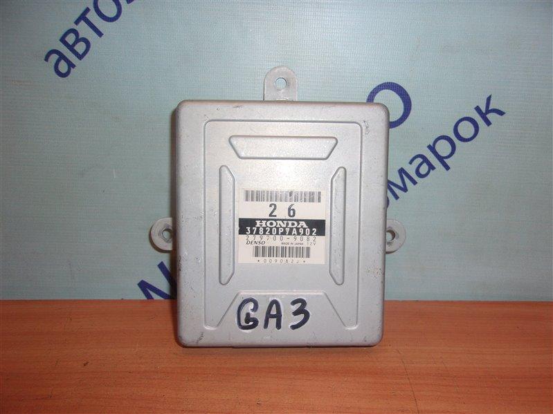 Блок управления efi Honda Logo GA3 D13B