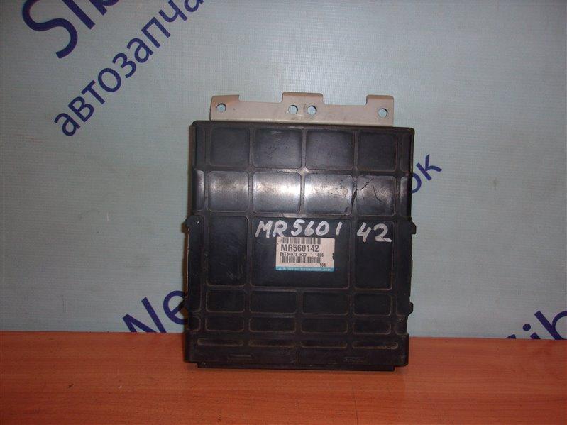 Блок управления efi Mitsubishi Lancer Cedia CS5W 4G93