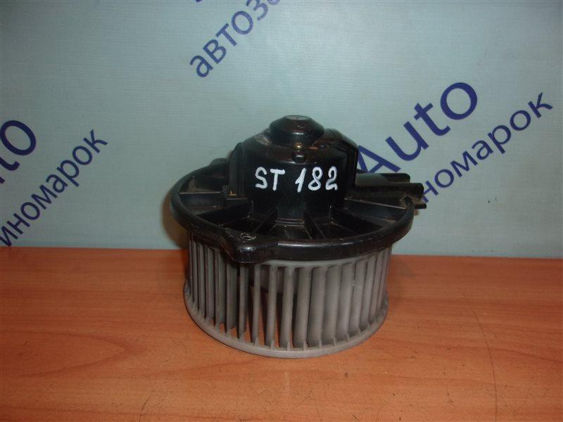 Мотор печки Toyota Carina Ed ST182
