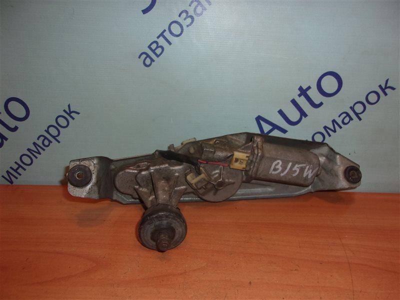 Моторчик заднего дворника Mazda Familia BJ5W