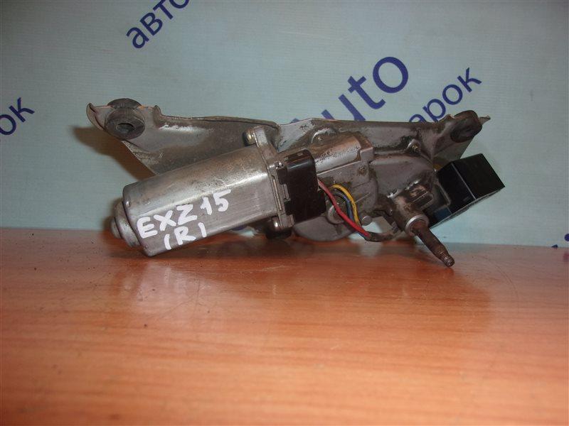 Моторчик заднего дворника Toyota Raum EXZ15