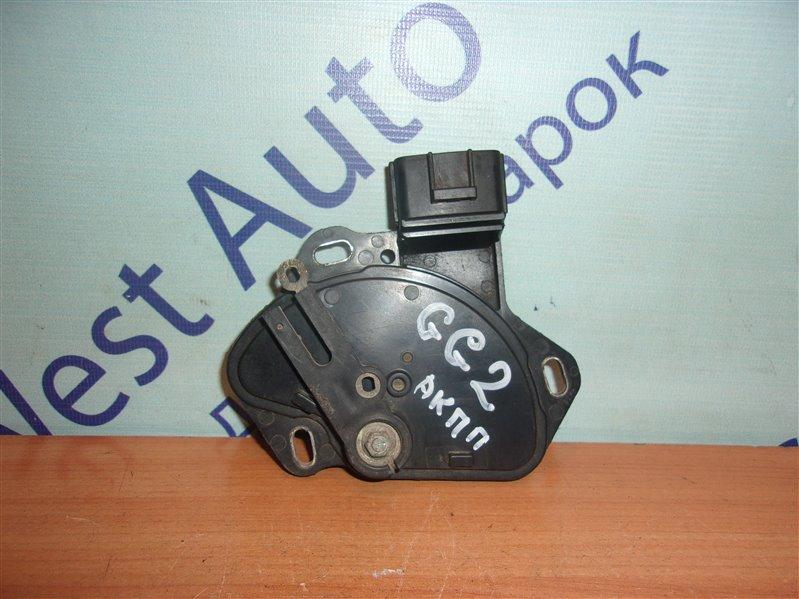 Селектор акпп Subaru Impreza GG2