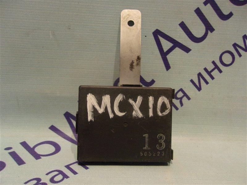 Электронный блок Toyota Avalon MCX10