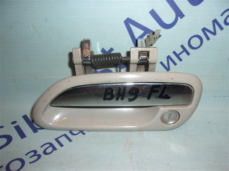 Ручка двери внешняя Subaru Legacy BH9 передняя левая