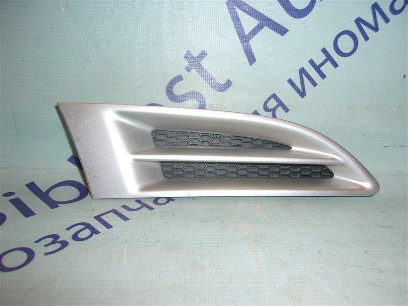 Заглушка бампера Chevrolet Aveo T255(T250) B12D1 2009 передняя правая
