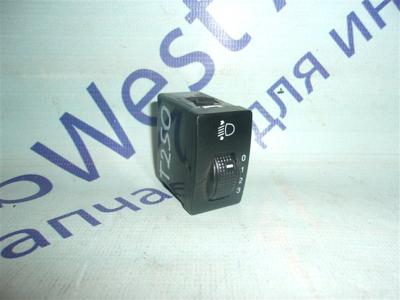 Кнопка корректора фар Chevrolet Aveo T255(T250) B12D1 2009