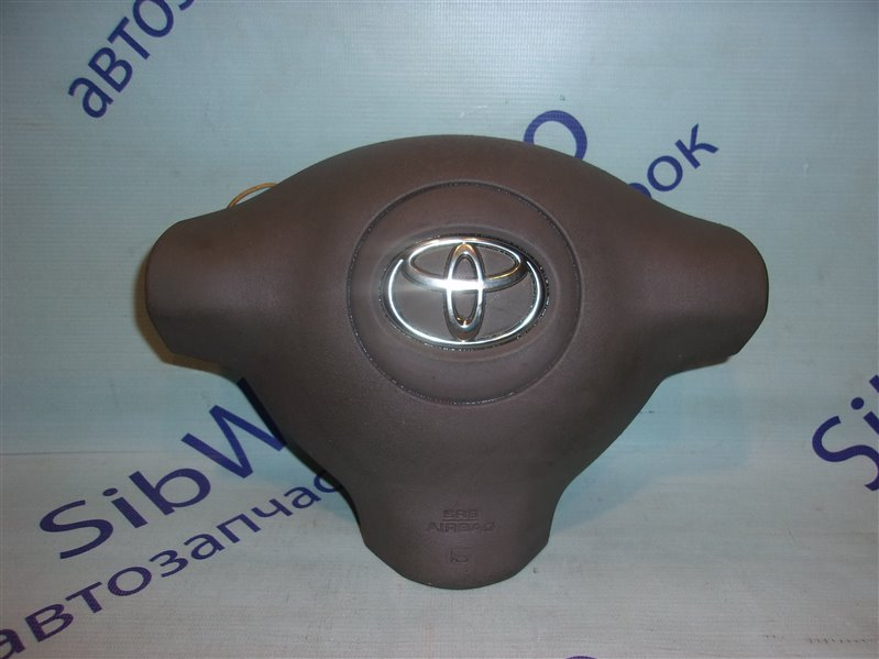 Airbag на руль Toyota Platz NCP12