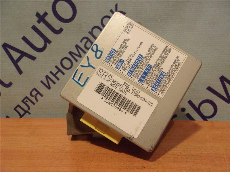 Блок управления airbag Honda Partner EY8 D16A 2002