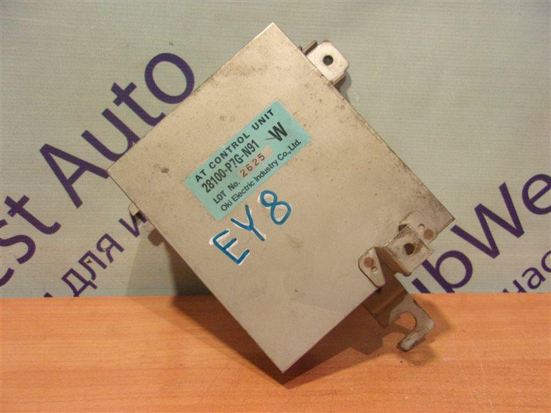 Блок управления акпп Honda Partner EY8 D16A 2002