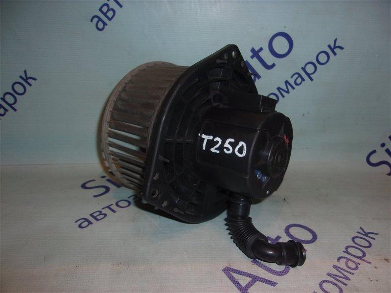 Мотор печки Chevrolet Aveo T255(T250) B12D1 2009