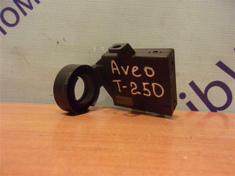Датчик иммобилайзера Chevrolet Aveo T255(T250) B12D1 2009
