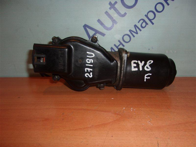 Мотор дворников Honda Partner EY8 D16A 2002 передний