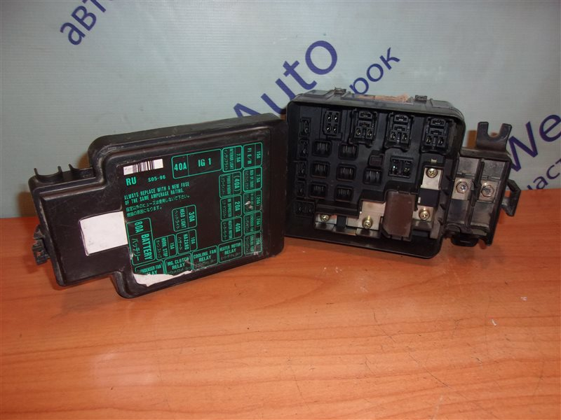 Блок предохранителей Honda Partner EY8 D16A 2002